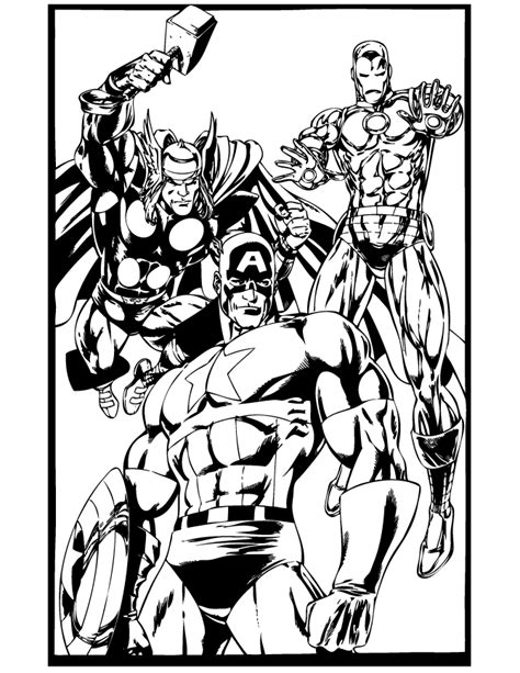 captain america and ironman coloring page free avengers iron man coloring pages
