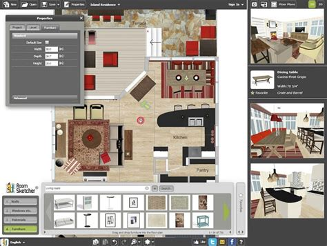 floor plan rendering software four ways to better interior design installations roomsketcher blog