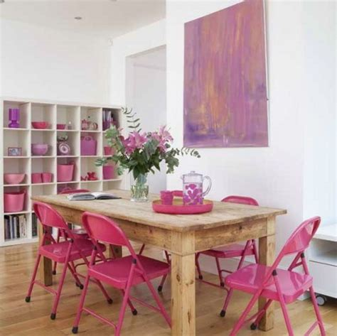 esszimmer rosa mehr licht und lebendigkeit ins esszimmer bringen 35