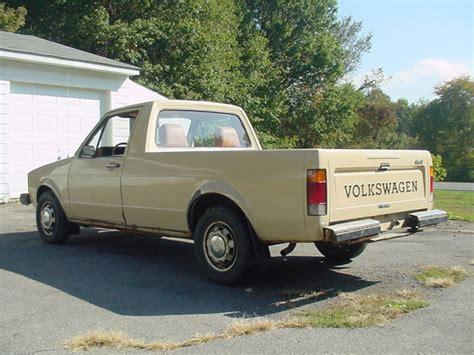 1981 volkswagen rabbit truck punkvideo81 1981 volkswagen rabbit specs photos