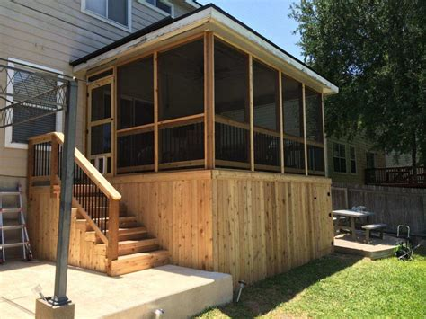 build sunroom sunrooms enclosures river city deck and patio