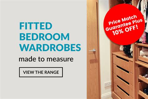 made to measure bedroom wardrobes bespoke fitted wardrobes bedroom furniture from martin