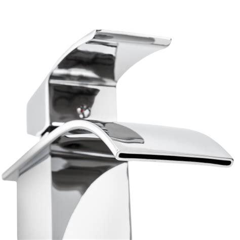 rubinetto a cascata rubinetto miscelatore con getto a cascata per lavabo d