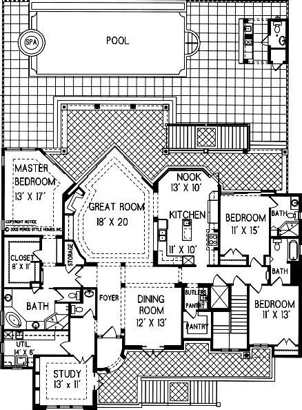 adobe floor plans 3 bedroom 3 bath adobe house plan alp 07m5 allplans