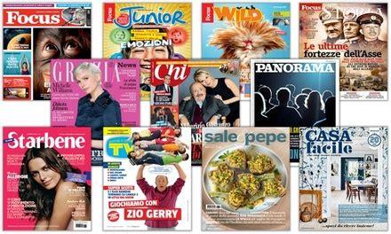 ufficio abbonamenti mondadori abbonamenti riviste mondadori e spedizione riviste