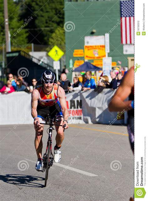 darren eklund coeur alene ironman cycling event