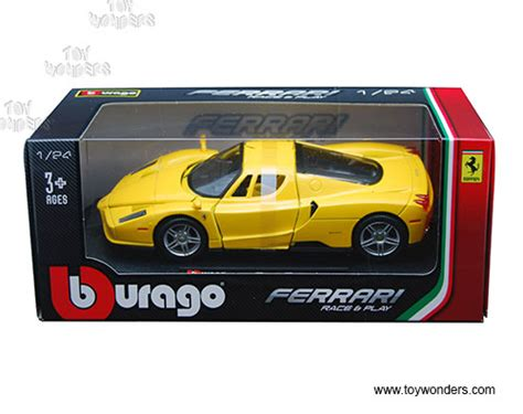 Bburago Enzo 132 enzo top by bburago race play 1 24