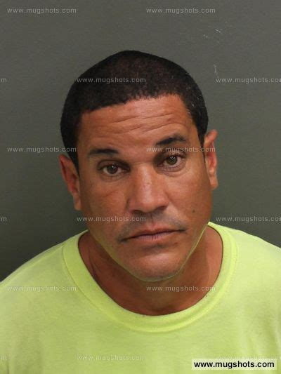 Martinez Court Records Ricardo Martinez Mugshot Ricardo Martinez Arrest Orange County Fl