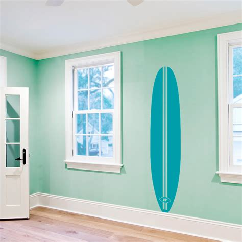 surf wall stickers surfboard wall decals images