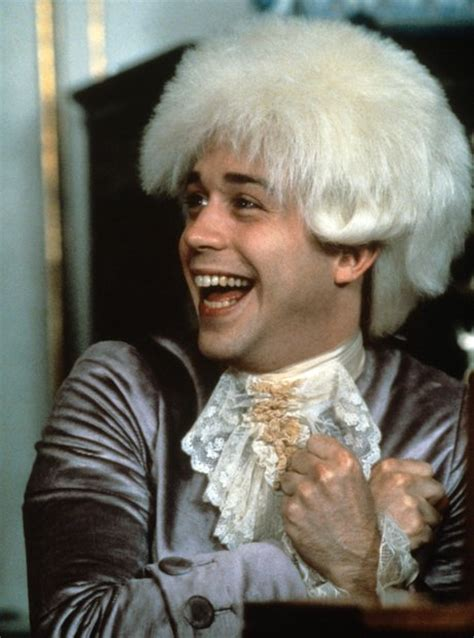 biography of mozart movie tom hulce as mozart mozart amadeus movie in pictures