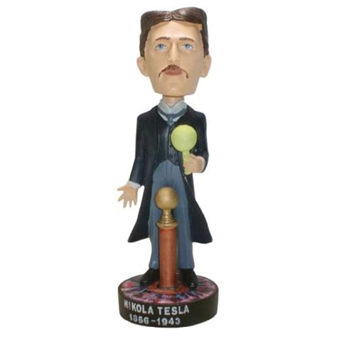 bobblehead collectors nikola tesla collector bobblehead toolfanatic