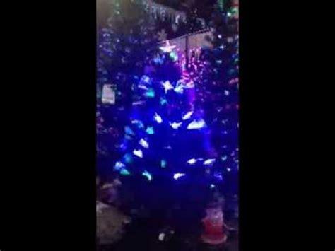 galaxy 60cm fibre optic tree 2 foot 60cm rotating fibre optic tree