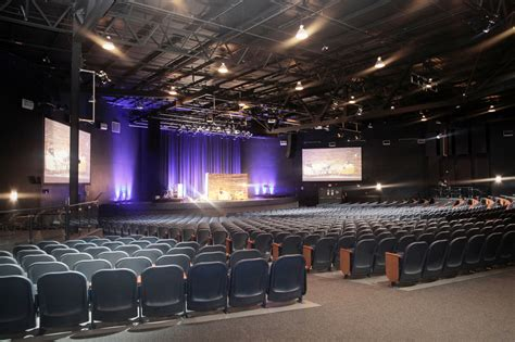 The Meeting House by Theatre The Meeting House Events Rentals