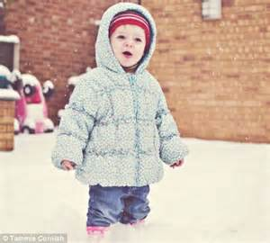 weather photos show snow in london, canterbury, bushy park