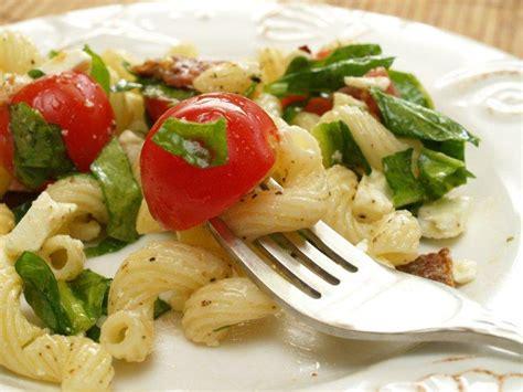 easy summer y pasta salad recipe
