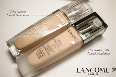 Lancome Mat Miracle review lancome mat miracle 24h liquid foundation evonnz