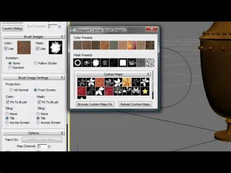 3ds max viewport layout tab viewport canvas 3ds max design 2011 new features youtube