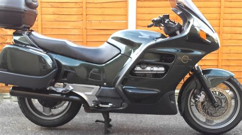 honda st 1997 honda st 1100 pan european cbs abs pics specs and
