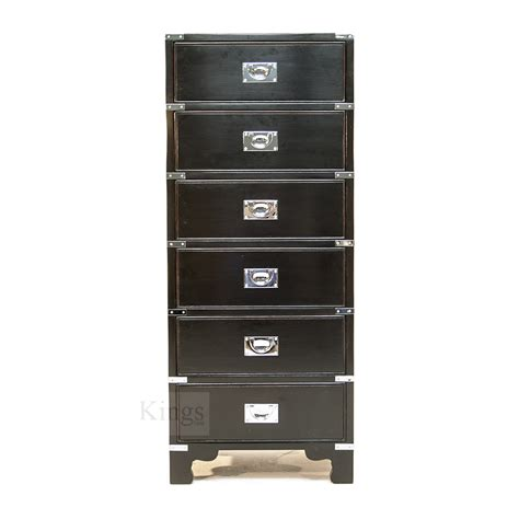 six drawer storage cabinet reh kennedy cd storage six drawer cabinet