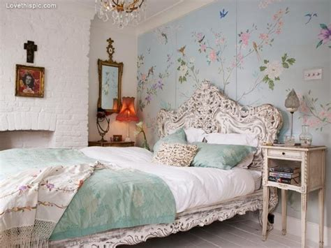 vintage shabby chic bedroom pictures photos and images