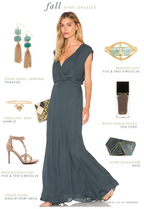 Fall Wedding Dresses by Maxi Dresses For Fall Dress For The Wedding