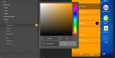 sony theme maker beta sony pubblica il theme creator beta per i propri device xperia