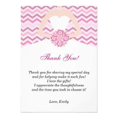 brides thank you cards template bridal shower thank you template bridal shower thankyou