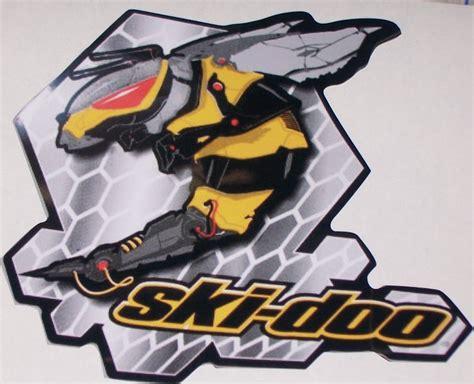 Ski Doo Stickers