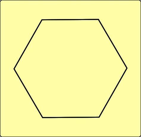 Hexagon Shape - glatz hexagon shapes