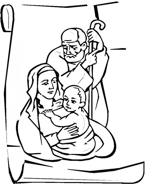 printable coloring pages holy family holy family coloring pages az coloring pages