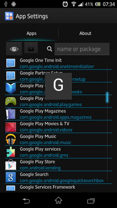 android settings apk android hackz xposed modify per app settings with this awesome app