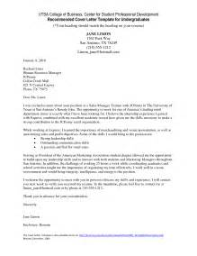 Basic Cover Letters Sles by Cover Letter Exle Business School Cover Letter Exle