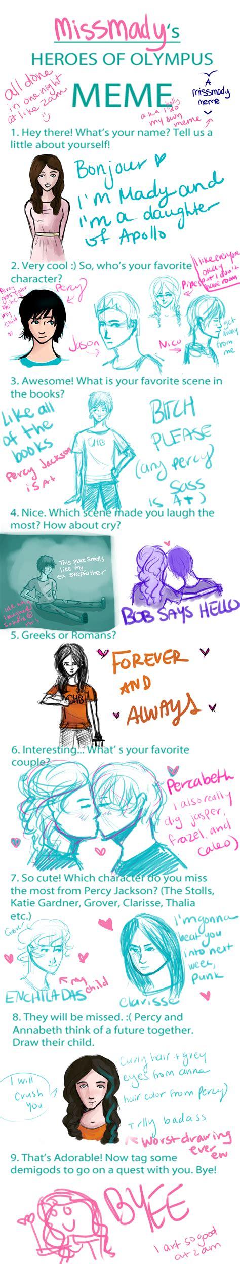 Heroes Of Olympus Memes - image gallery heroes of olympus conversations