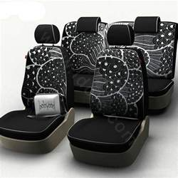 Car Seat Covers Black Buy Wholesale Peacock Feather Customized Cotton Auto Car
