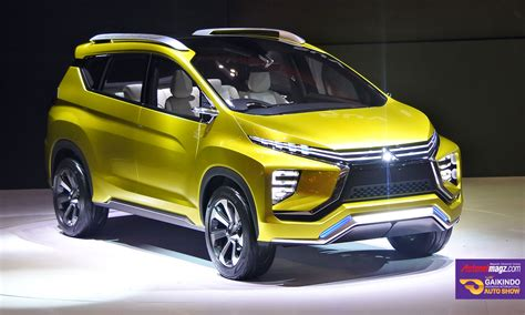 mitsubishi xm concept 7 seater pajero sport 2016 2017 2018 best cars reviews