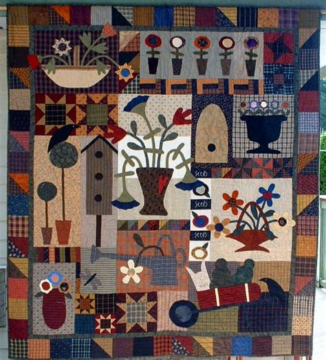 Country Quilts Boms
