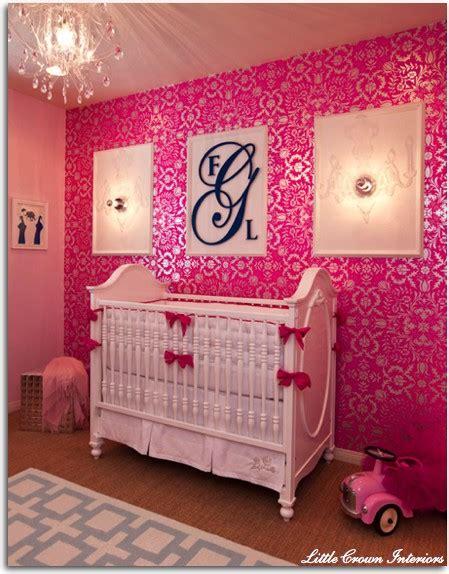 pink baby room habitaciones para ni 241 as en rosa decoraci 211 n beb 201 s