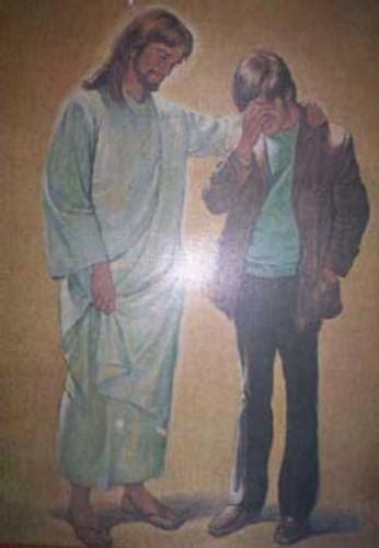 imagenes de jesucristo abrazando a un niño jes 250 s y el adolecente cecy