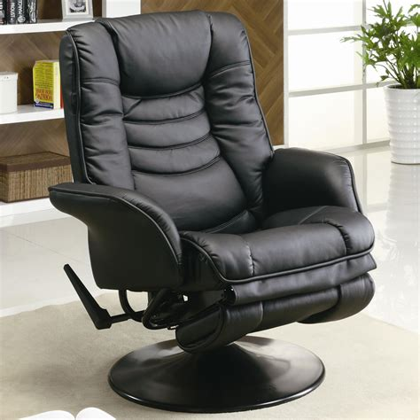 recliner swivel chairs recliners casual leatherette swivel recliner recliners