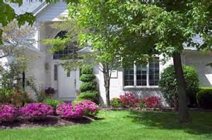 front yard landscapes architectural design