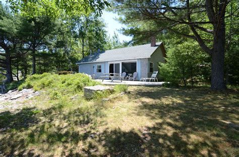 Cottage On The Point by Rock Point Cottage On Somes Sound
