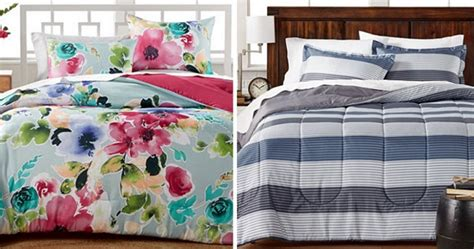 Macy S Bedding Set Sale Reversible Comforter Sets Only 19 99 Reg 80 At Macy S