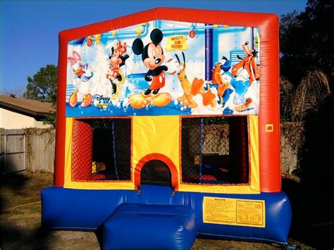 bounce house rental business plan bounce house rental service start up sle business plan