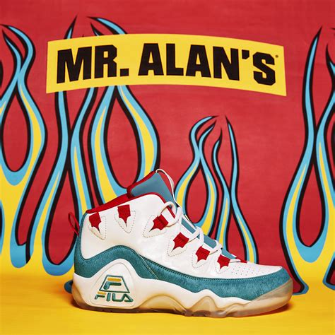 mr alan s shoes mr alan s unveils limited edition fila 95 weartesters