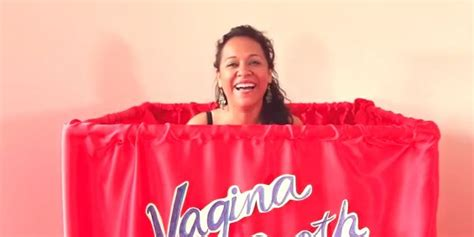 women show vargina women see their vaginas for the first time after answering