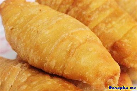 Molen Kering resep pisang molen goreng mini yang renyah dan gurih