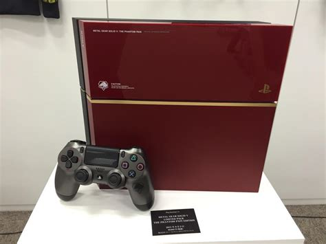 ps4 themes metal gear solid happening now metal gear solid v the phantom pain boot