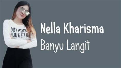 download lagu mp3 nella kharisma download lagu nella kharisma banyu langit nella lovers