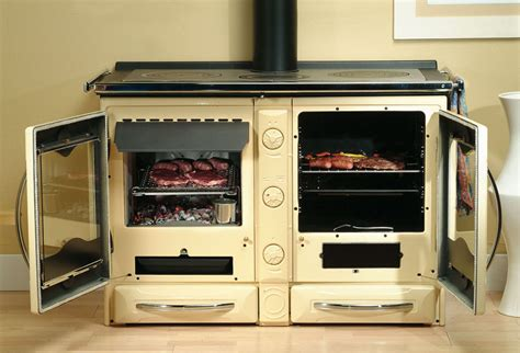 suprema oven la nordica suprema grande wood cooker fireplace products