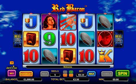 play red baron  slot aristocrat casino slots